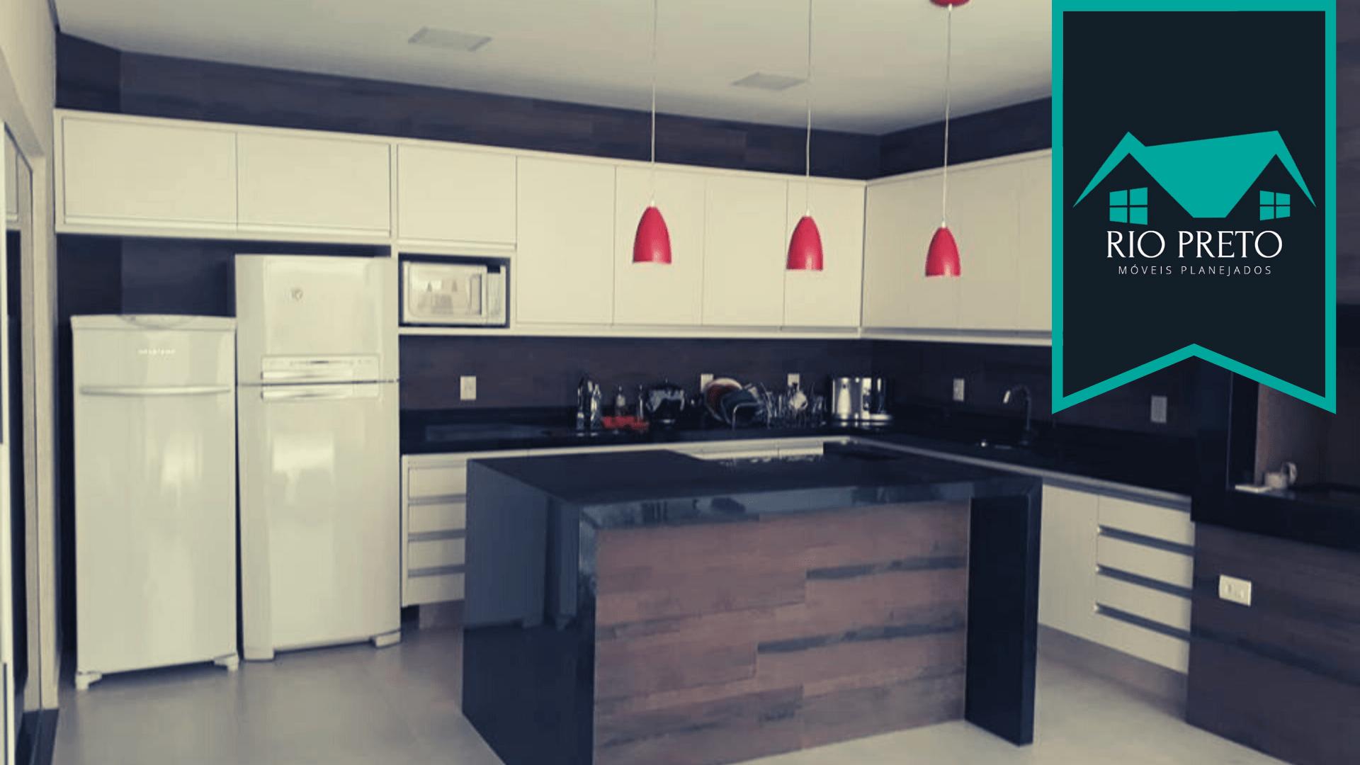 Projeto de Cozinhas Planejadas Rio Preto
