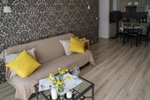 Sala Apartamento Pequeno Planejado