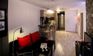 Apartamento Pequeno Projeto Sala Pequena