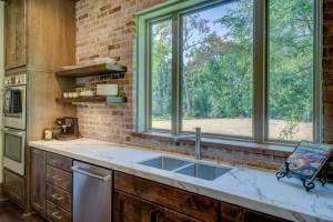 cozinha madeira construcao