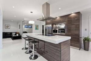cozinha modulada grande branca