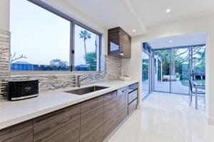 cozinha modulada grande madeira
