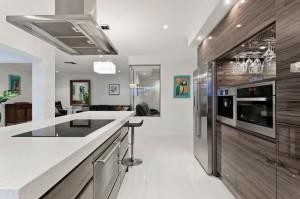 cozinha modulada madeira