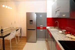 pequenos apartamentos planejados cozinha
